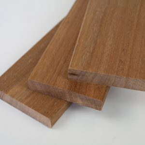 NVW-2600 Cumaru, Brazilian Teak Rainscreen Siding Clear 1x6