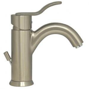 3-04012-BN - Galleryhaus Single Hole/Single Lever Lavatory Faucet with Pop-up Waste