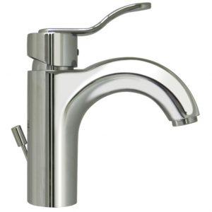 3-04040-C - Wavehaus Single Hole/Single Lever Lavatory Faucet with Pop-up Waste