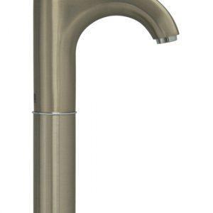 3-04044-BN - Wavehaus Single Hole/Single Lever Elevated Lavatory Faucet