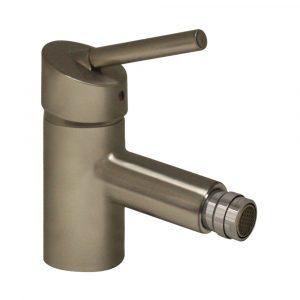 3-3235-BN - Centurion Single hole/Single Lever Bidet Faucet with Pop-up Waste