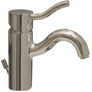 3-4440-C - Venus Single Hole/Single Lever Lavatory Faucet with Pop-up Waste