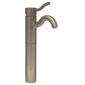 3-4444-BN - Venus Single Hole/Single Lever Elevated Lavatory Faucet