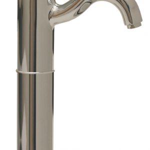 3-4444-C - Venus Single Hole/Single Lever Elevated Lavatory Faucet