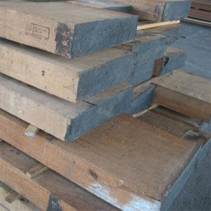 Apitong 3 x 12 Full Sawn Rough Heavy Duty Trailer Deck Boards