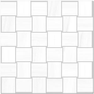 BMX-6000776 Vallelunga Dolomiti Intreccio 11.8 x 11.8 inch glazed porcelain tile