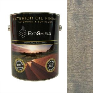 NVW-2593 ExoShield Antique Bronze Exterior Tung Oil Finish Wood Stain