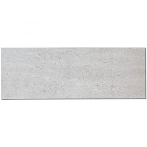 BMX-1159 8x24 Mocha Cream limestone tile, Honed