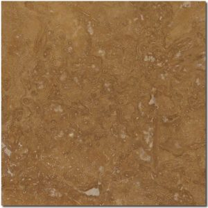 BMX-1185 12x12 Noce travertine tile, Honed / Filled