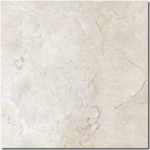 BMX-1191 12x12 Crema Marfil Classic marble tile, Honed