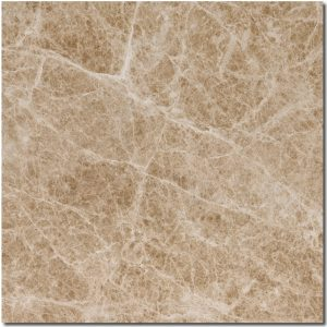 BMX-1199 12x12 Emperador Light marble tile, Polished