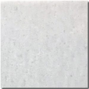 BMX-1208 12x12 Polar White marble tile, Honed