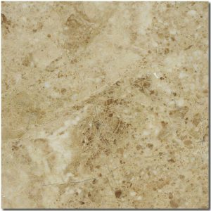 BMX-1219 12x12 Capuccino marble tile, Polished