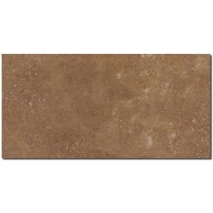 BMX-1265 12x24 Noce travertine tile, Honed / Filled
