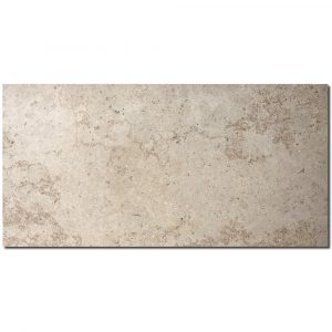 BMX-1318 12x24 Sandy Creek limestone tile, Honed