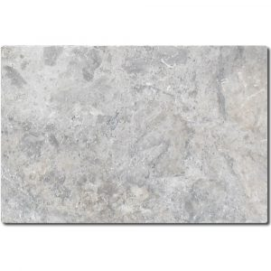 BMX-1745 16x24 Silver travertine paver