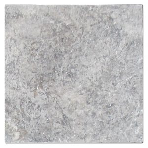 BMX-1780 24x24 Silver travertine paver