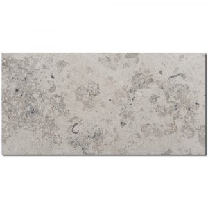 BMX-1819 12x24 Jura Grey limestone tile, Honed