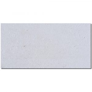 BMX-2045 12x24 Cardinal White limestone pool copings, Tumbled