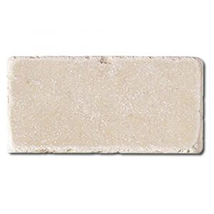 BMX-2056 3x6 Bottocino marble tile, Tumbled