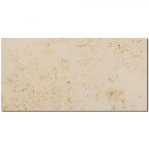 BMX-2117 12x24 Jura Beige limestone tile, Honed