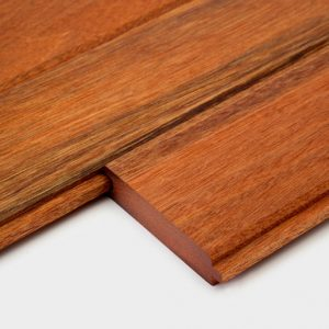 NVW-1818 Batu 1x4 Red Balau T&G Paneling, Porch Flooring, Tongue & Groove