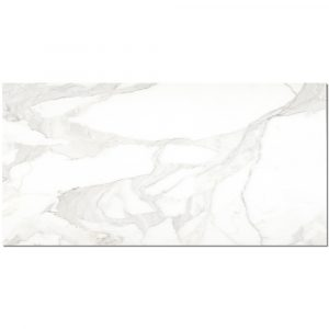 BMX-G2037A0 Vallelunga Calacatta 23.6 x 47.2 inch glazed porcelain tile