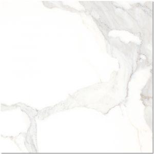 BMX-G2039A0 Vallelunga Calacatta 23.6 x 23.6 inch glazed porcelain tile
