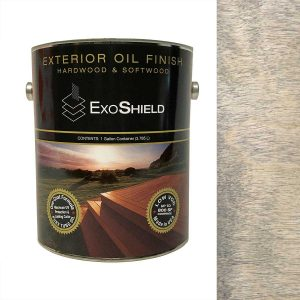 NVW-2592 ExoShield Platinum Exterior Tung Oil Finish Wood Stain