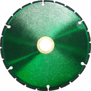 Vacuum Brazed Blade for Metal Cutting