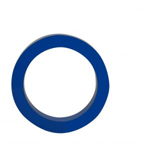 WH008 - cyclonehaus Magnetic Guard Ring, Protects Against Lost Cutlery