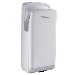 WH666-WHITE - Wall Mount Hands-free Hand Dryer