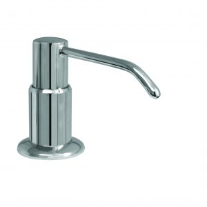 WHFSCP-C-C - Utility Solid Brass Soap/Lotion Dispenser
