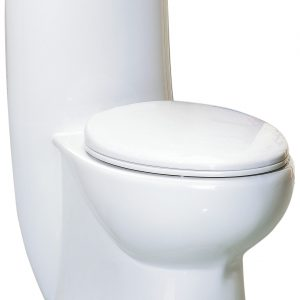 WHMFL3309-EB - Magic Flush Eco-Friendly One Piece Toilet with a Siphonic Action Dual Flush System,  Elongated Bowl, 1.6/1.1 GPF and WaterSense Certified