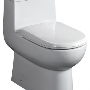 WHMFL3351-EB - Magic Flush Eco-Friendly One Piece Toilet with a Siphonic Action Dual Flush System,  Elongated Bowl, 1.6/1.1 GPF and WaterSense Certified