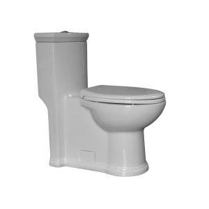 WHMFL3364-EB - Magic Flush Eco-Friendly One Piece Toilet with a Siphonic Action Dual Flush System,  Elongated Bowl, 1.3/0.9 GPF and WaterSense Certified