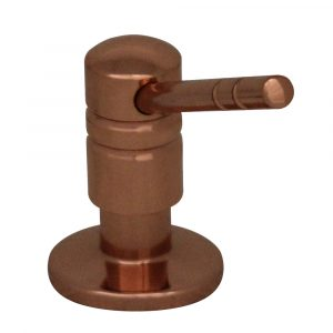 WHSD1166-CO - Discovery Solid Brass Soap/Lotion Dispenser