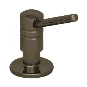 WHSD1166-PN - Discovery Solid Brass Soap/Lotion Dispenser