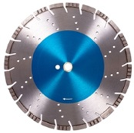 Wet or Dry Cutting Laser Welded Combo Blade